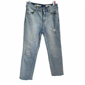 Anthropologie Pilcro Letterpress Jeans Relaxed Fit